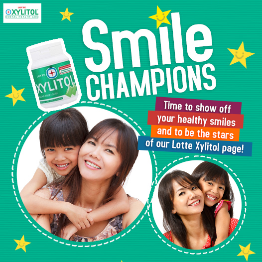 smile champions poster