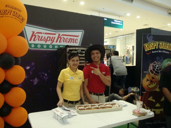 ayala fairview terraces halloween event costume party 2014 krispy kreme art of being a mom www.artofbeingamom.com 04