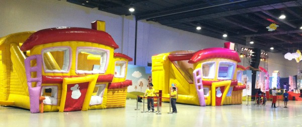 jollibee jollitown funtasy land event smx moa art of being a mom www.artofbeingamom.com 11
