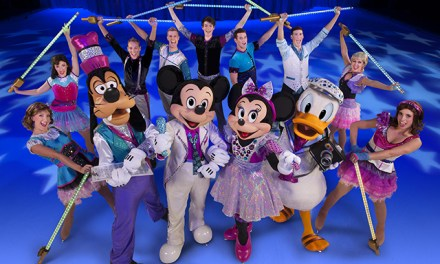 Excited to See Disney on Ice Magical Ice Festival!