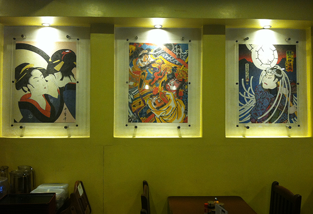 Go-En Ramen Japanese Restaurant and the Art of Kendama