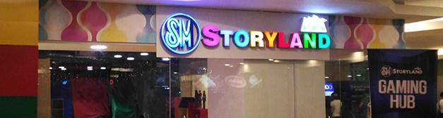 Visit the SM Storyland Gaming Hub at SM North EDSA!