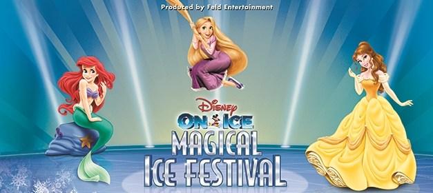 A Memorable Disney on Ice Magical Ice Festival!
