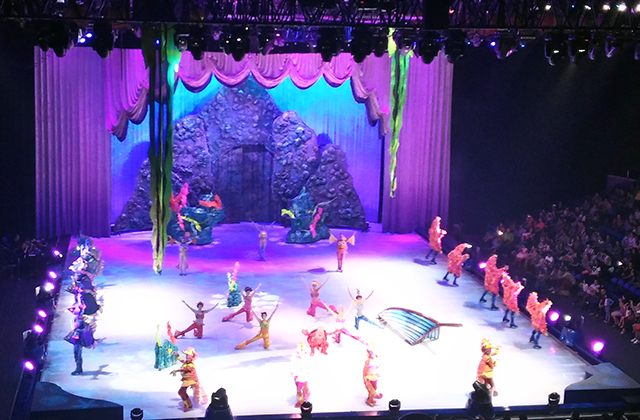 disney on ice magical ice festival lifestyle mommy blogger www.artofbeingamom.com 11