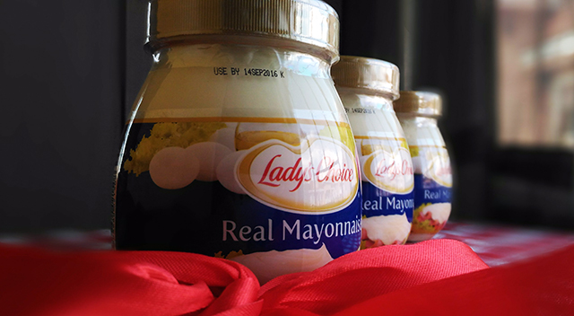 Easy Macaroni Salad with Lady's Choice Mayonnaise