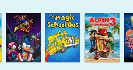 Top 5 Kid Recommendations on Netflix Philippines