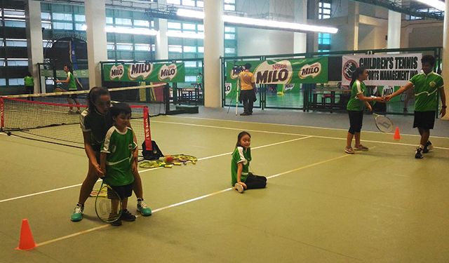 milo summer sports clinic summer program sports program lifestyle mommy blogger www.artofbeingamom.com 08
