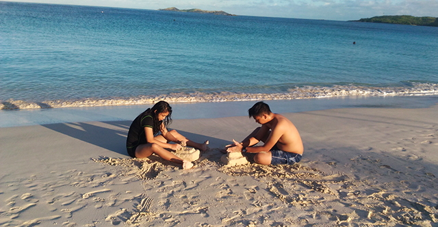 calaguas island camarines sur bicol beach island travel lifestyle mommy blogger www.artofbeingamom.com 17