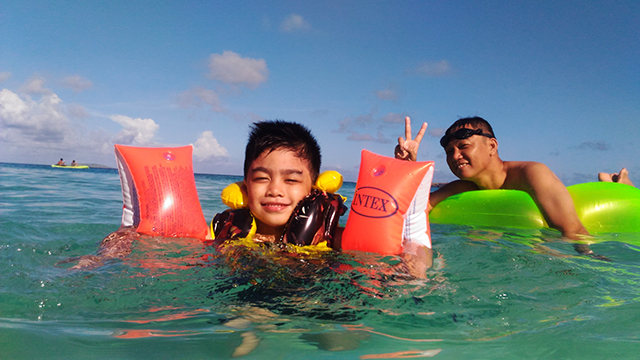 calaguas island camarines sur bicol beach island travel lifestyle mommy blogger www.artofbeingamom.com 51