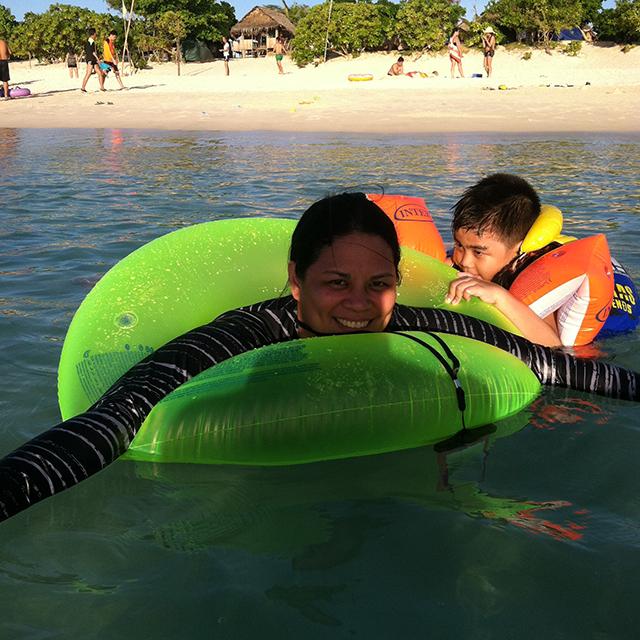 calaguas island camarines sur bicol beach island travel lifestyle mommy blogger www.artofbeingamom.com 58