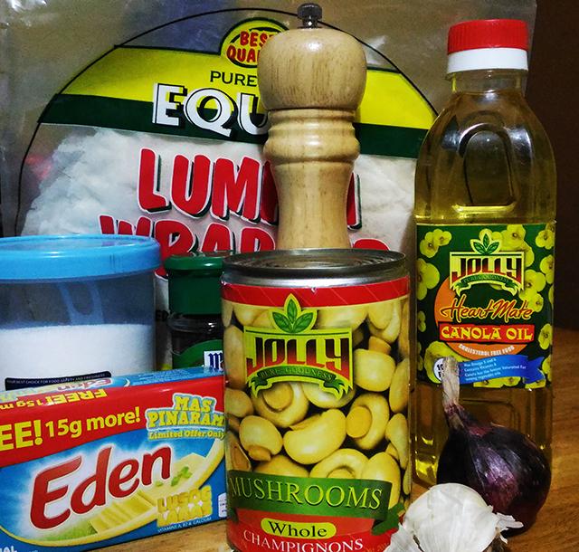 easy baon recipe jolly mushrooms chicken cheese lifestyle mommy blogger www.artofbeingamom.com 01
