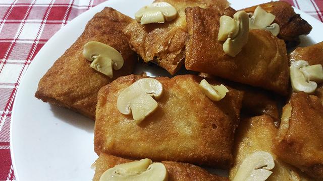 easy baon recipe jolly mushrooms chicken cheese lifestyle mommy blogger www.artofbeingamom.com 07