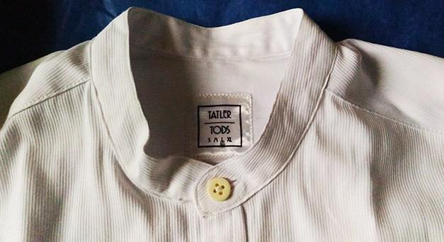 Crisp White Barcelona Polo from Tatler Tods