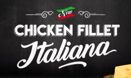 McDonald's Launches Chicken Fillet Italiana