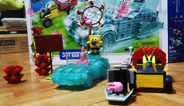 mega bloks spongebob squarepants nickelodeon richwell richprime lego toys lifestyle mommy blogger artofbeingamom.com 06