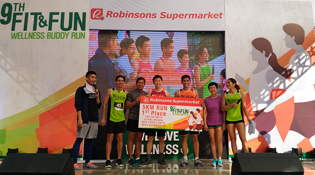 robinsons supermarket fit and fun wellness buddy run fun run lifestyle mommy blogger www.artofbeingamom.com 08