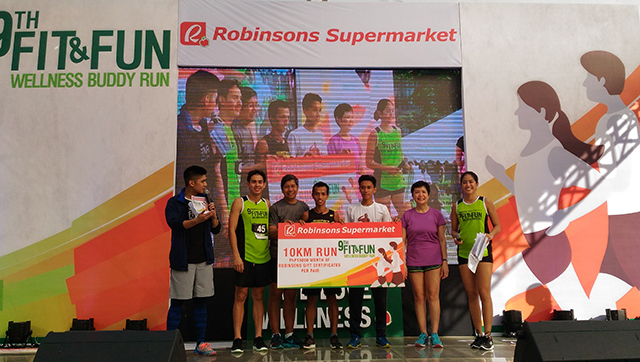 robinsons supermarket fit and fun wellness buddy run fun run lifestyle mommy blogger www.artofbeingamom.com 09