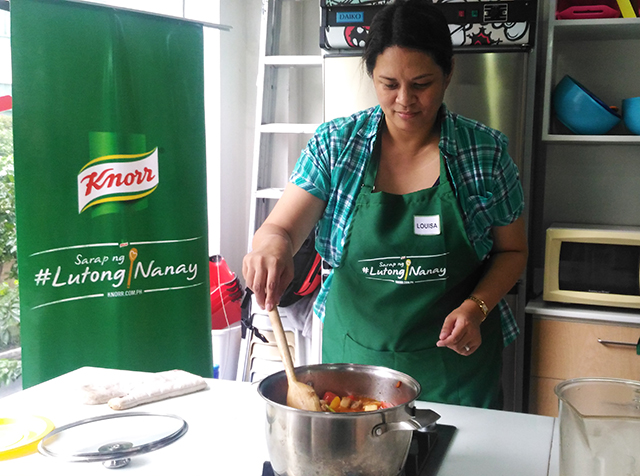 Knorr #LutongNanay home-cooked meals lifestyle mommy blogger www.artofbeingamom.com 05