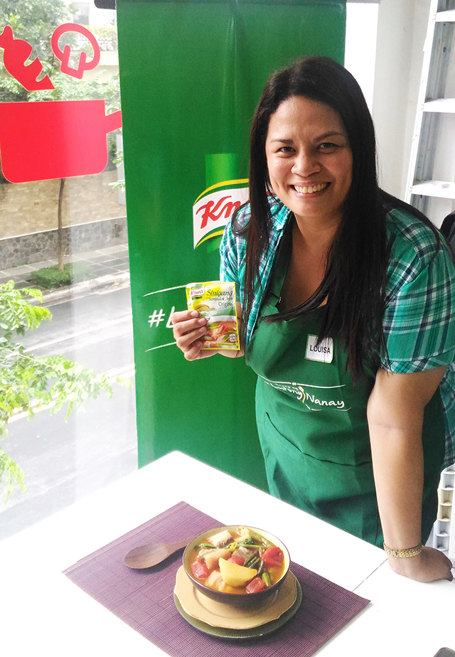 Knorr #LutongNanay home-cooked meals lifestyle mommy blogger www.artofbeingamom.com 08