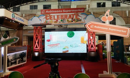 Robinsons Supermarket Celebrate Wellness Promo