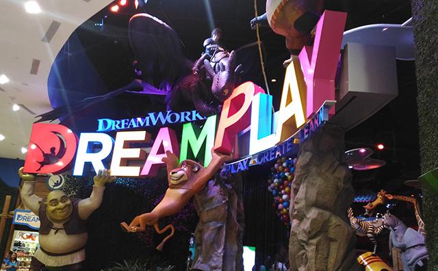 Dreamplay at City of Dreams Manila