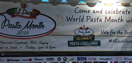 World Pasta Month with Dona Elena Al Dente Pasta