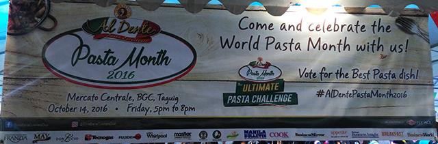 World Pasta Month with Dona Elena Al Dente Pasta
