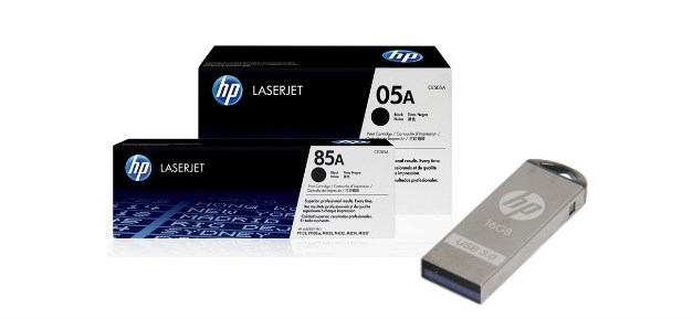 Printing is More Rewarding with HP Original Toner