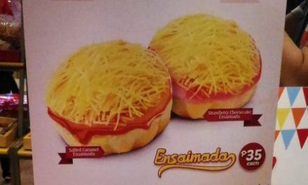 Red Ribbon Introduces their Improved Creamy and Cheesy Ensaimadas