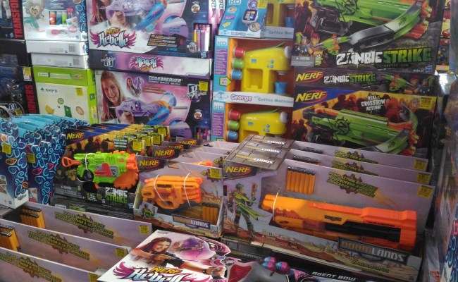 Great Deals And Steals At The Toy Kingdom Warehouse Sale