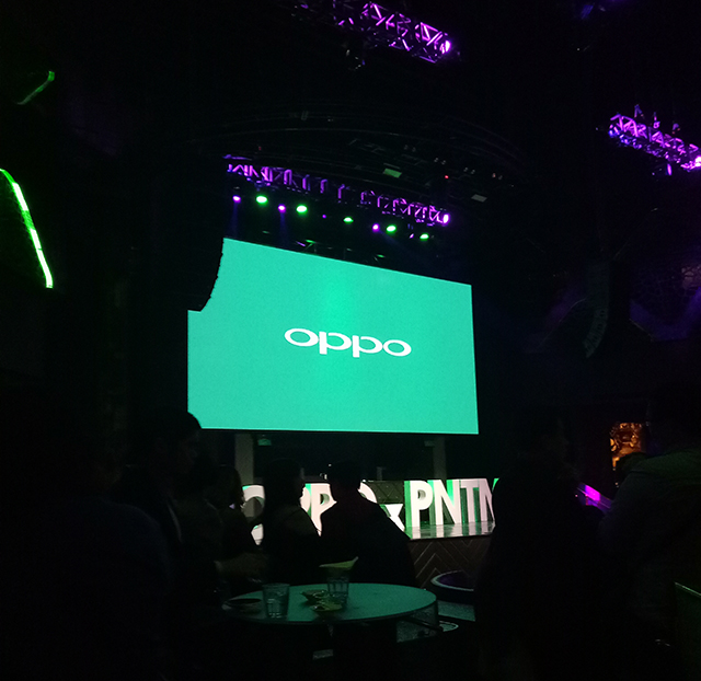 A Night with OPPO and Philippines Next Top Model at City of Dreams