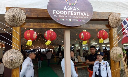 ASEAN Food Festival Ayala Malls Vertis North