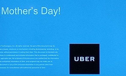 Ride a 6 Seater with UberXL: Special Mother's Day Promo