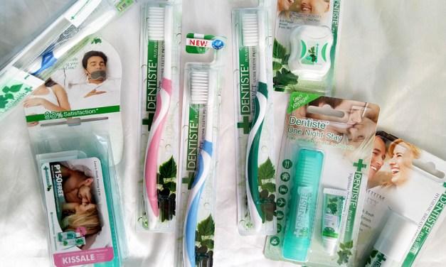 Shop Online: Dentiste Toothpaste Dental Care Products