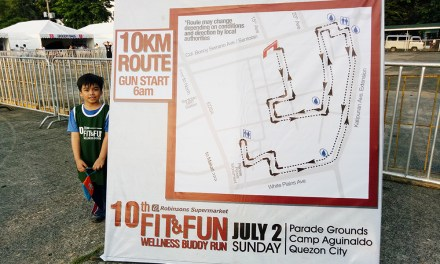 Robinsons Supermarket 10th Buddy Run: Fit and Fun Wellness at Camp Aguinaldo