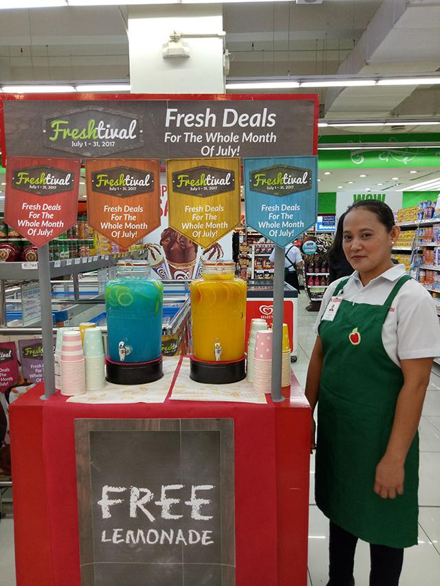 robinsons supermarket freshtival 2017 organic fresh produce lifestyle mommy blogger philippines www.artofbeingamom.com 31