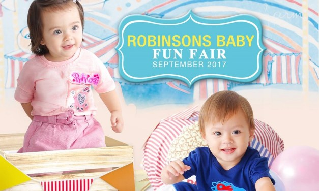Kids Win the Fashion Game at Robinsons Department Store Kids and Baby Fair