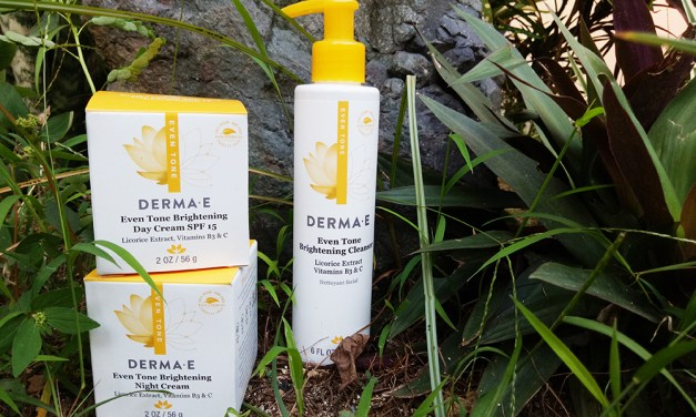 Join me on my Beauty Journey with Derma E Even Tone Brightening Skin