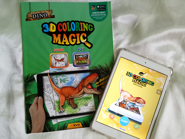 Kidoozi Online Shop Featuring Augmented Reality Books Art