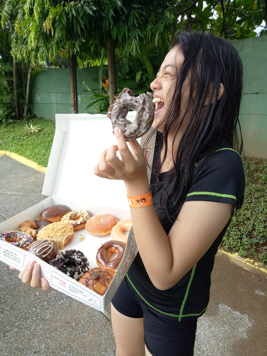 sweet sixteen birthday party donut themed birthday donut party lifestyle mommy blogger philippines www.artofbeingamom.com 06