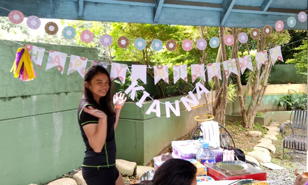 Kianna's Sweet Sixteen Donut Themed Birthday Party