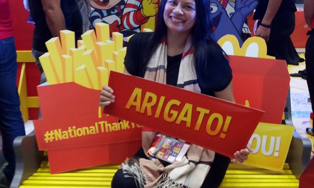 McDonalds National Thank You Day: Join a McCelebrations Family Fun Day