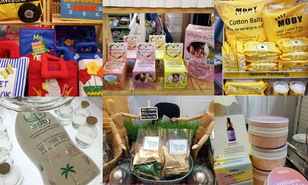 Mommy Mundo: Expo Mom Holiday 2017 Baby Shopping and More