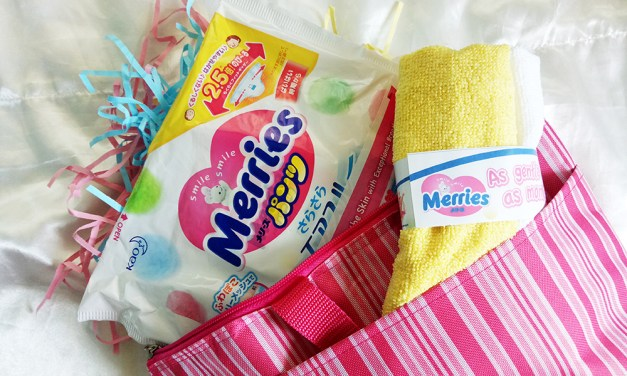Number 1 in Japan: Merries Diaper