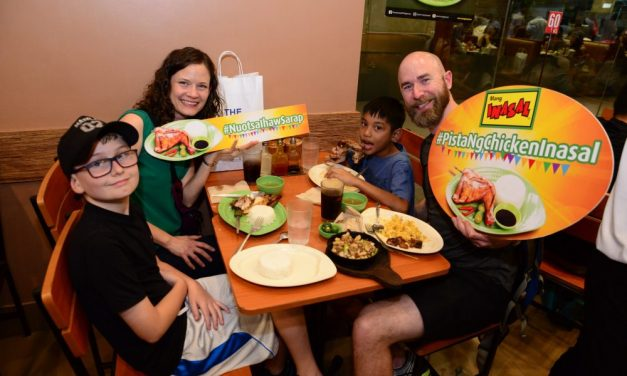 Mang Inasal Treats Food-Loving Pinoys to One-Day Pista ng Chicken Inasal