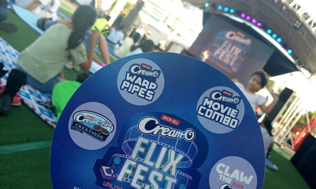 Collect Happy Experiences at the Cream-O Flix Fest 2019