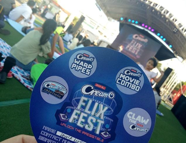cream o flix fest 2018 sm by the bay lifestyle mommy blogger philippines www.artofbeingamom.com 02