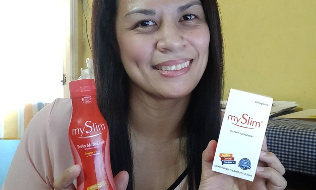 mySlim New Endorser: Erich Gonzalez and a Quick Review