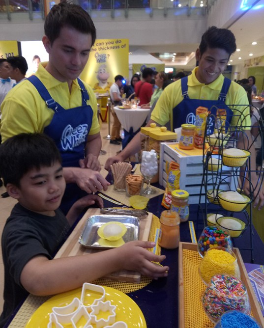 cheez whiz cheeseventions certified cheeseventor lifestyle mommy fitness blogger philippines www.artofbeingamom.com 06