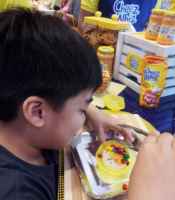 cheez whiz cheeseventions certified cheeseventor lifestyle mommy fitness blogger philippines www.artofbeingamom.com 09